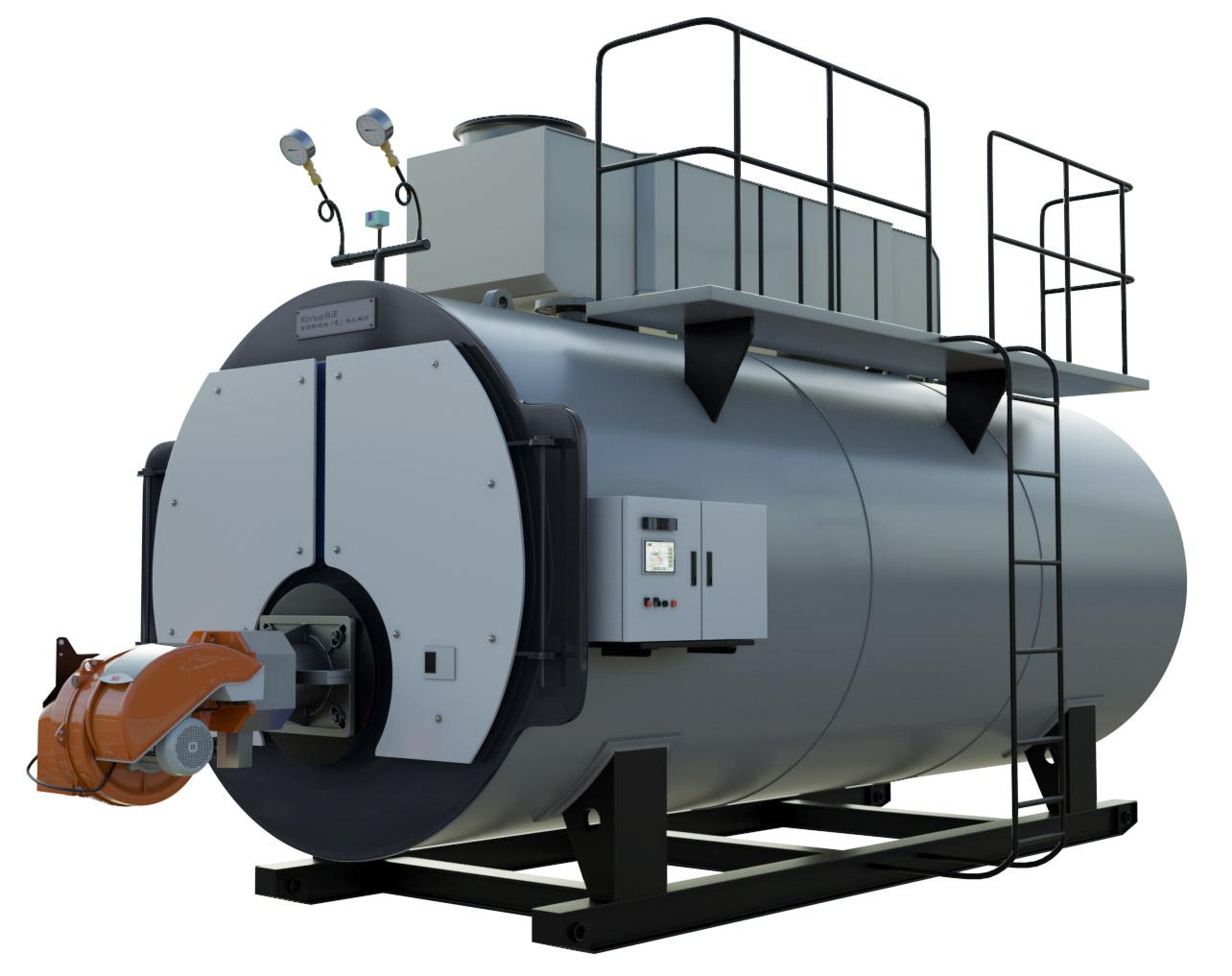 低氮冷凝承压热水锅炉